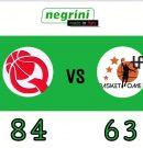 Grande vittoria interna della Negrini!
