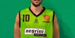 Edoardo Zucchi è un nuovo giocatore della Negrini